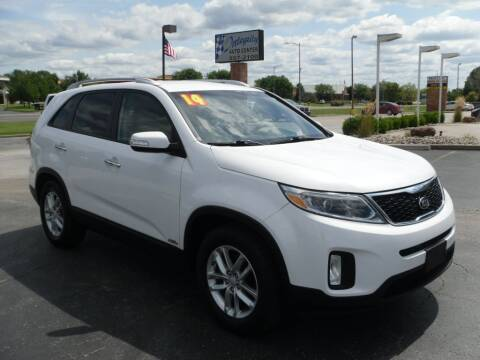2014 Kia Sorento for sale at Integrity Auto Center in Paola KS