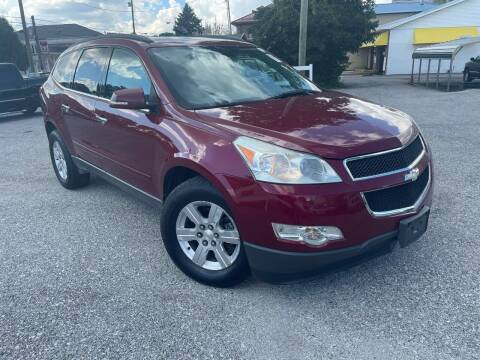2011 Chevrolet Traverse for sale at Integrity Auto Sales in Brownsburg IN