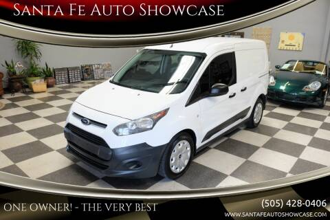 2014 Ford Transit Connect Cargo for sale at Santa Fe Auto Showcase in Santa Fe NM
