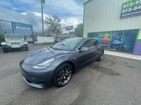 2019 Tesla Model 3 for sale at Bay City Autosales in Tampa FL