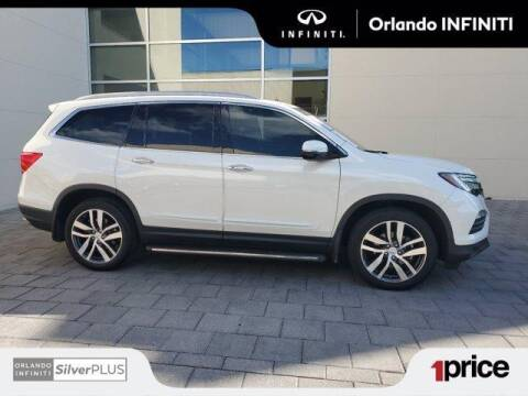 2018 Honda Pilot for sale at Orlando Infiniti in Orlando FL