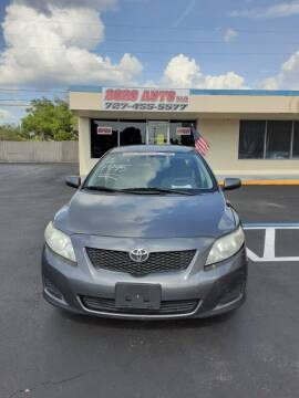 2010 Toyota Corolla for sale at 2020 AUTO LLC in Clearwater FL