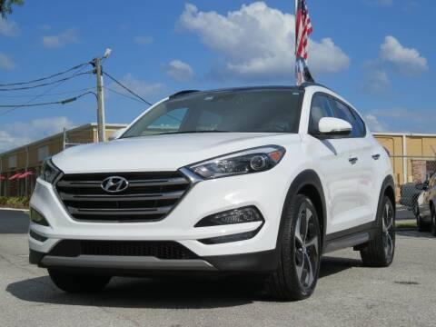 2017 Hyundai Tucson for sale at Copcarsonline in Largo FL