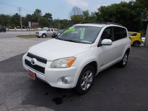2010 Toyota RAV4 for sale at Careys Auto Sales in Rutland VT