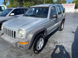 2002 Jeep Liberty for sale at Turnpike Motors in Pompano Beach FL