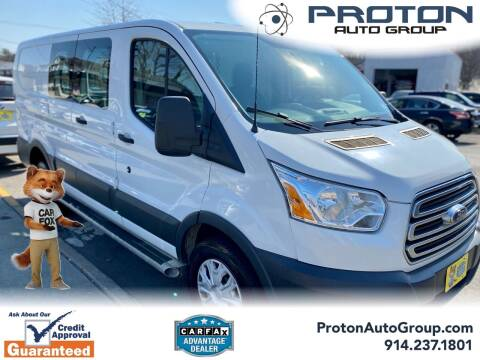 2015 Ford Transit Cargo for sale at Proton Auto Group in Yonkers NY