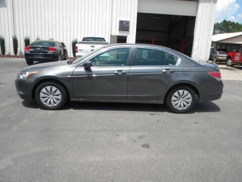 2009 Honda Accord for sale at Mathews Used Cars, Inc. in Crawford GA