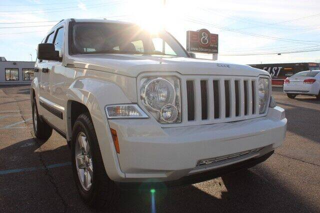2010 Jeep Liberty for sale at B & B Car Co Inc. in Clinton Twp MI