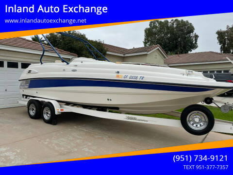 1998 Chaparral Sunesta for sale at Inland Auto Exchange in Norco CA