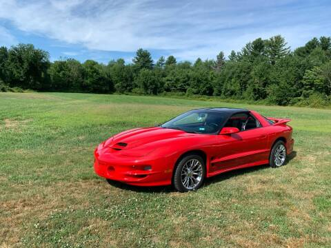 1998 Pontiac Firebird Trans Am for sale at ds motorsports LLC in Hudson NH