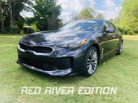 2019 Kia Stinger for sale at RED RIVER DODGE - Red River of Malvern in Malvern AR