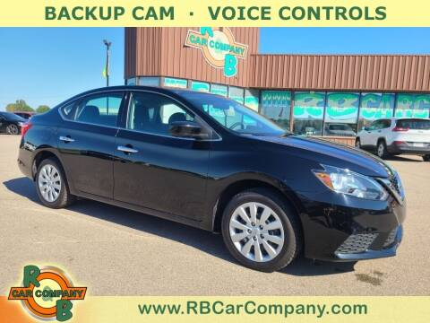 2019 Nissan Sentra for sale at R & B Car Co in Warsaw IN