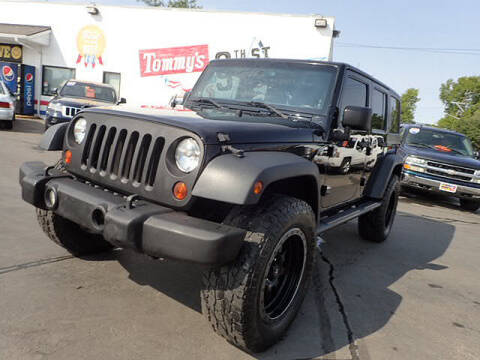 2011 Jeep Wrangler Unlimited for sale at Tommy's 9th Street Auto Sales in Walla Walla WA