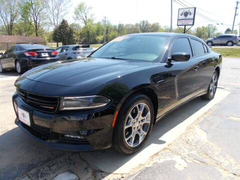 2015 Dodge Charger for sale at High Country Motors in Mountain Home AR