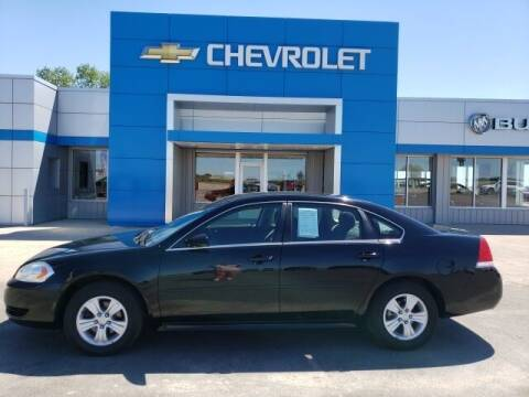 2016 Chevrolet Impala Limited for sale at Finley Motors in Finley ND