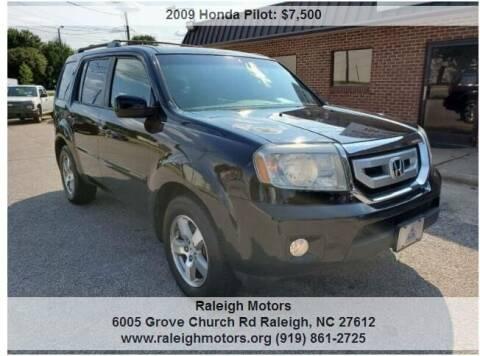 2009 Honda Pilot for sale at Raleigh Motors in Raleigh NC