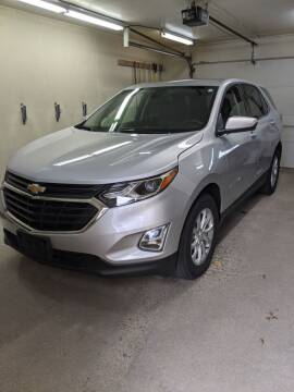2020 Chevrolet Equinox for sale at Hudson Motor Sales in Alpena MI