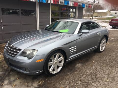 2004 Chrysler Crossfire for sale at Antique Motors in Plymouth IN