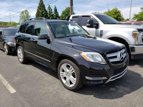 2015 Mercedes-Benz GLK for sale at Auto Solutions in Maryville TN