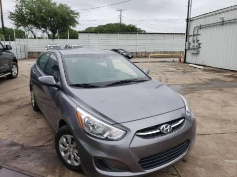 2016 Hyundai Accent for sale at Bad Credit Call Fadi in Dallas TX