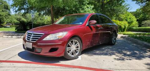 2011 Hyundai Genesis for sale at Motorcars Group Management - Bud Johnson Motor Co in San Antonio TX