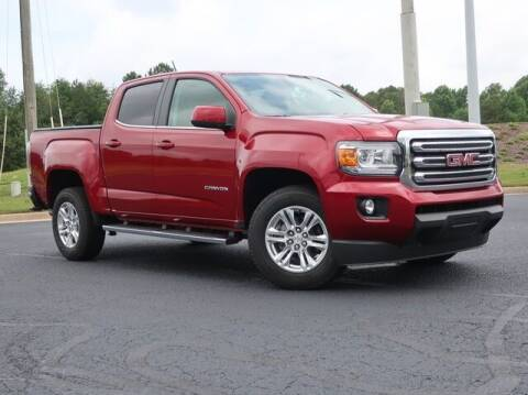 2020 GMC Canyon for sale at HAYES CHEVROLET Buick GMC Cadillac Inc in Alto GA