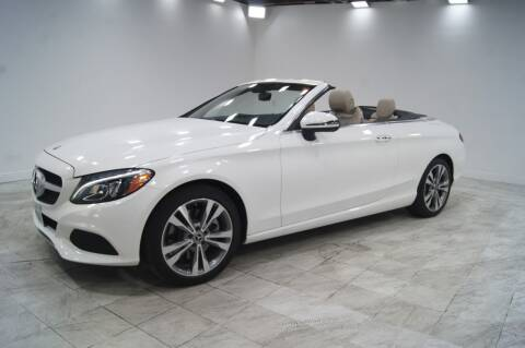 2017 Mercedes-Benz C-Class for sale at Sacramento Luxury Motors in Carmichael CA