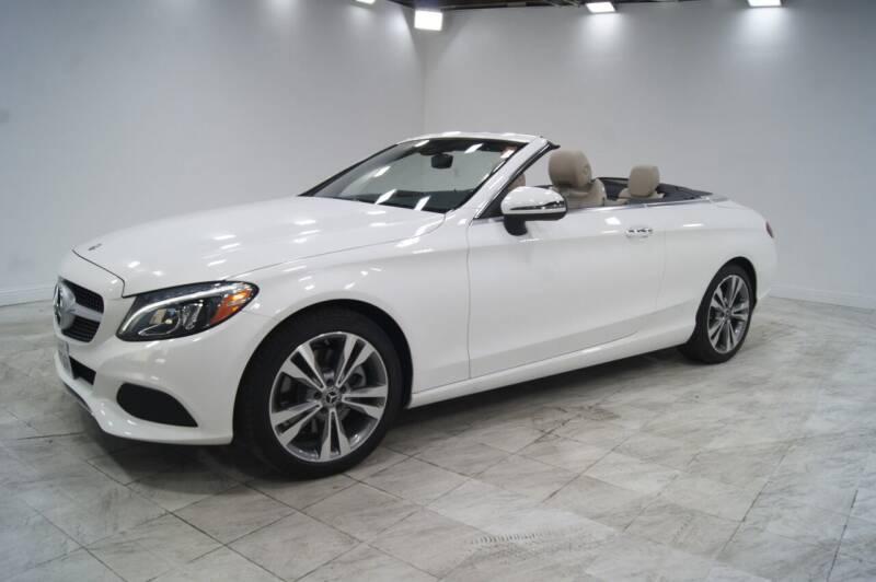 2017 Mercedes-Benz C-Class for sale at Sacramento Luxury Motors in Carmichael CA