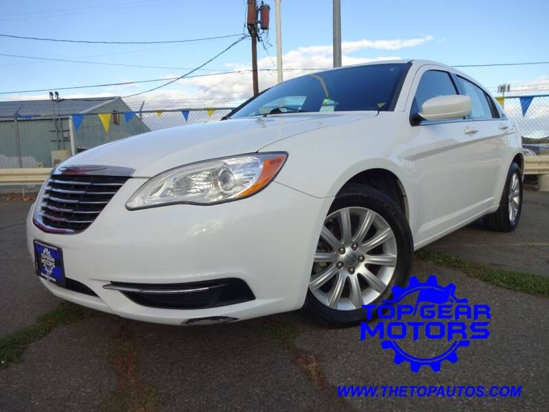 2012 Chrysler 200 for sale at Top Gear Motors in Union Gap WA