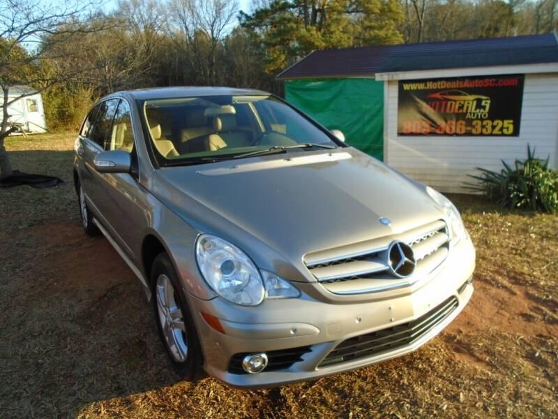 2008 Mercedes-Benz R-Class for sale at Hot Deals Auto LLC in Rock Hill SC