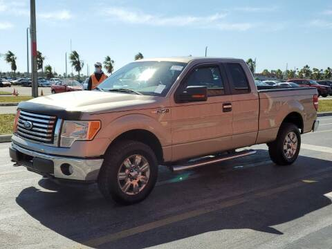 2010 Ford F-150 for sale at Best Auto Deal N Drive in Hollywood FL
