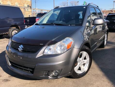 2010 Suzuki SX4 Crossover for sale at Jeff Auto Sales INC in Chicago IL