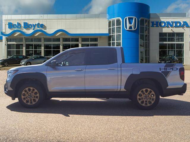 2021 Honda Ridgeline for sale at BOB BOYTE HONDA in Brandon MS