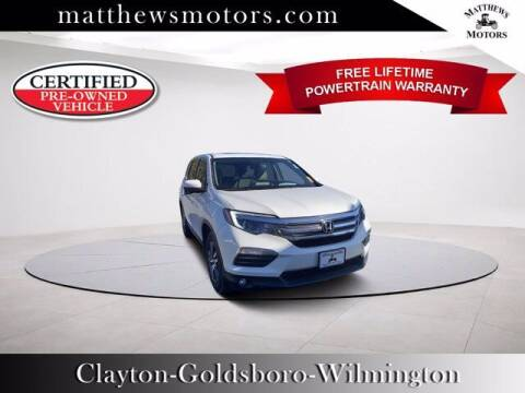 2018 Honda Pilot for sale at Auto Finance of Raleigh in Raleigh NC
