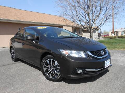 2013 Honda Civic for sale at McKenna Motors in Union Gap WA
