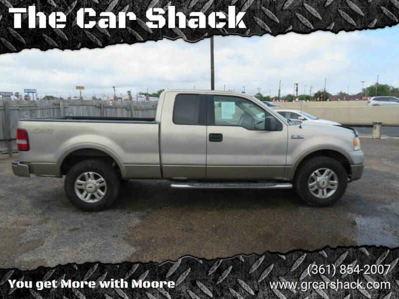 2006 Ford F-150 for sale at The Car Shack in Corpus Christi TX