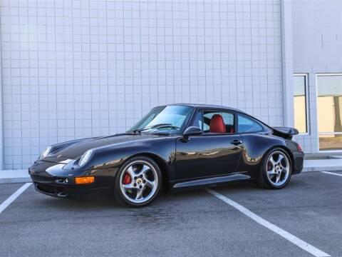 1998 Porsche 911 for sale at Abreu Motors in Carmel IN