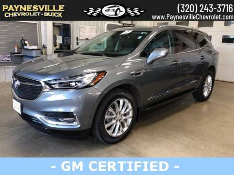 2020 Buick Enclave for sale at Paynesville Chevrolet Buick in Paynesville MN