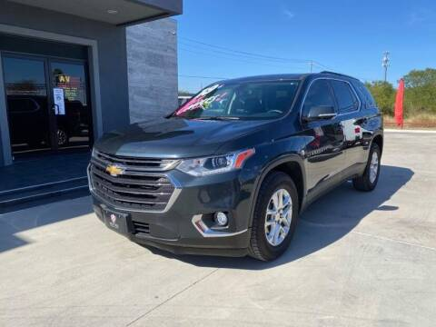 2019 Chevrolet Traverse for sale at A & V MOTORS in Hidalgo TX