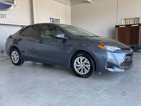 2017 Toyota Corolla for sale at TANQUE VERDE MOTORS in Tucson AZ