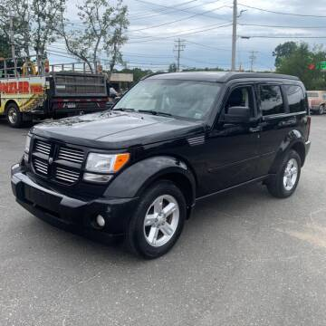 2010 Dodge Nitro for sale at MBM Auto Sales and Service in East Sandwich MA