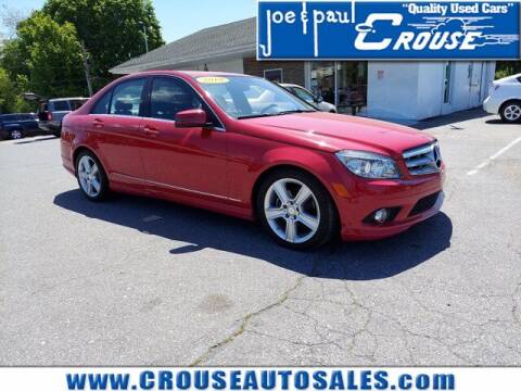 2010 Mercedes-Benz C-Class for sale at Joe and Paul Crouse Inc. in Columbia PA