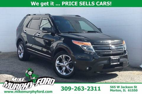 2013 Ford Explorer for sale at Mike Murphy Ford in Morton IL