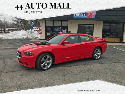 2013 Dodge Charger for sale at 44 Auto Mall in Smithfield RI