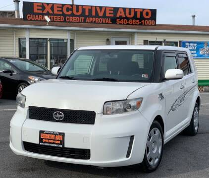 2008 Scion xB for sale at Executive Auto in Winchester VA
