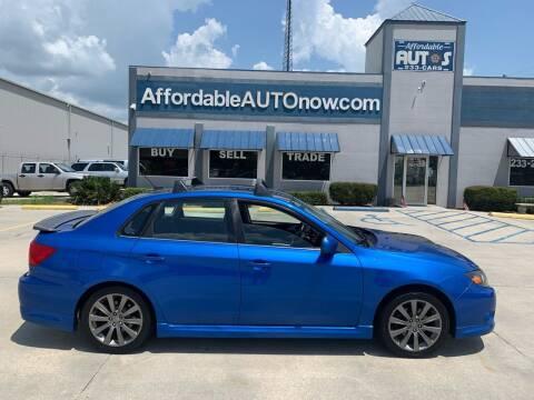 2009 Subaru Impreza for sale at Affordable Autos in Houma LA