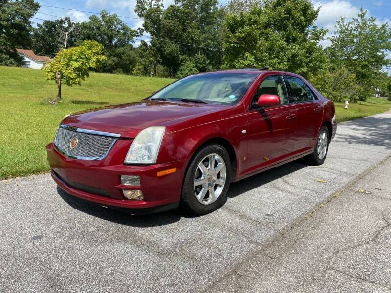 2006 Cadillac STS for sale at Front Porch Motors Inc. in Conyers GA