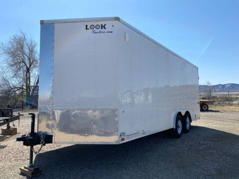 2019 Utility Trailer Enclosed Look for sale at Freedom Ford Inc in Gunnison UT