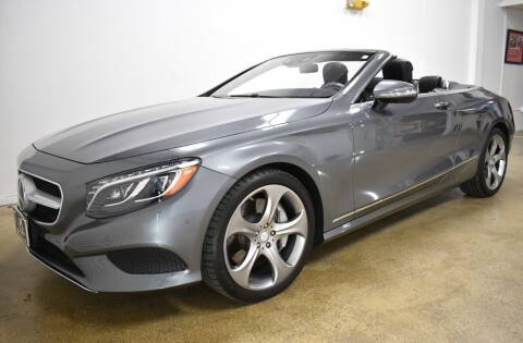2017 Mercedes-Benz S-Class for sale at Thoroughbred Motors in Wellington FL