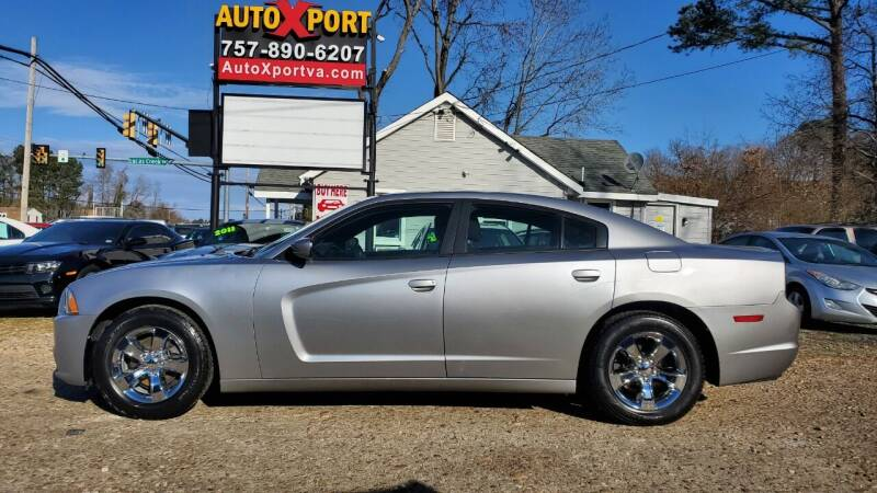 2014 Dodge Charger for sale at Autoxport in Newport News VA